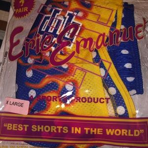 Eric Emanuel Shorts